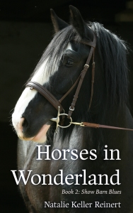 Horses in Wonderland book cover