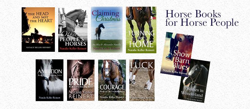 Books by Natalie Keller Reinert
