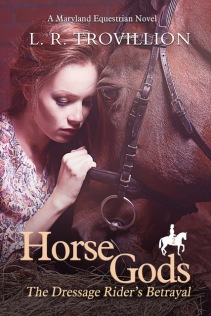 Horse Gods ebook cover